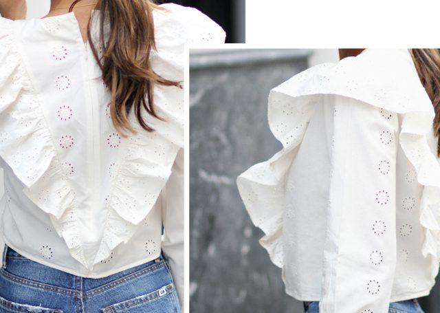 Las blusas más ideales que llevarás de día y de noche