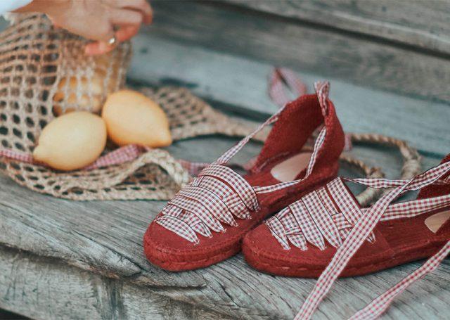 Llega el verano, ¡llega el calzado de yute a nuestros pies!