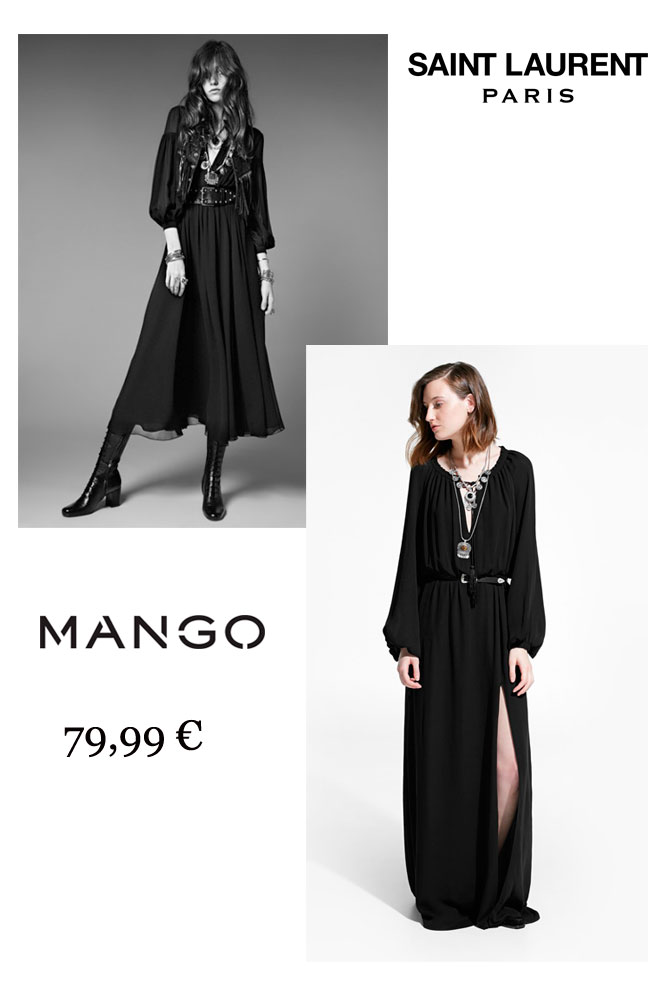 Long black dress- Saint Laurent Vs. Mango-48349-entutiendamecole
