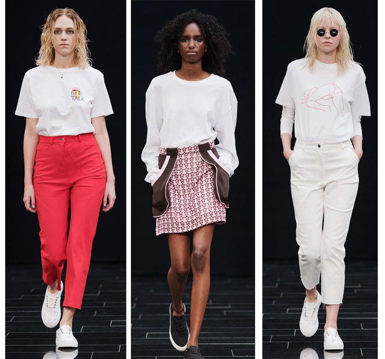 Ida Kalmbron semana de la moda estocolmo