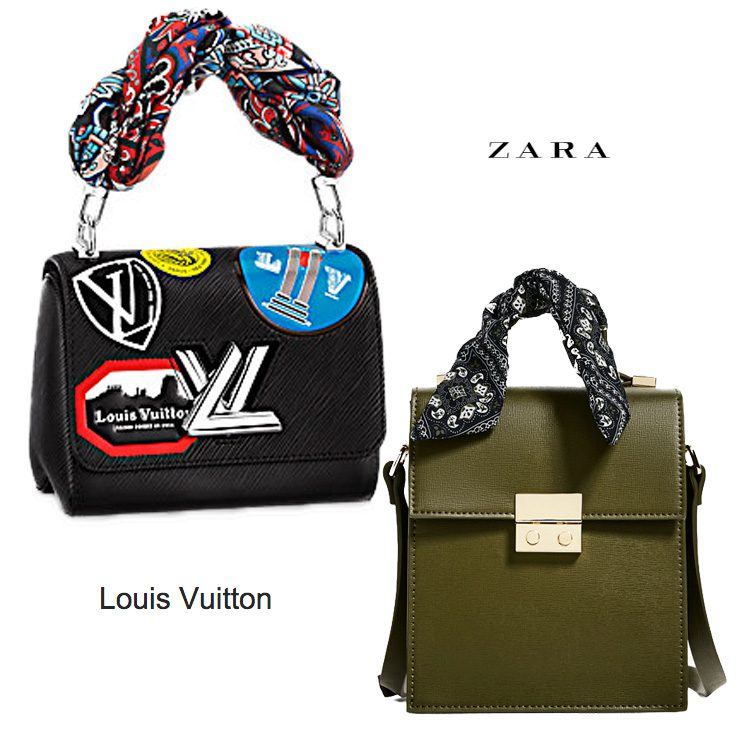 zara vs louis vuitton Industria de diseño textil, sa is a spanish multinational clothing company  headquartered in arteixo, galicia inditex, the biggest fashion group in the world, .