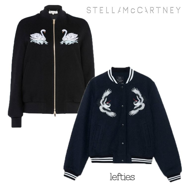 Bomber de cisnes: Stella McCartney Vs. Lefties-48704-entutiendamecole