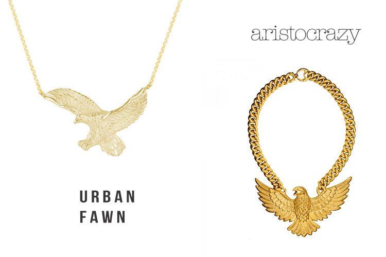 Collar de águila: Aristocrazy Vs. Urban Fawn-48613-entutiendamecole
