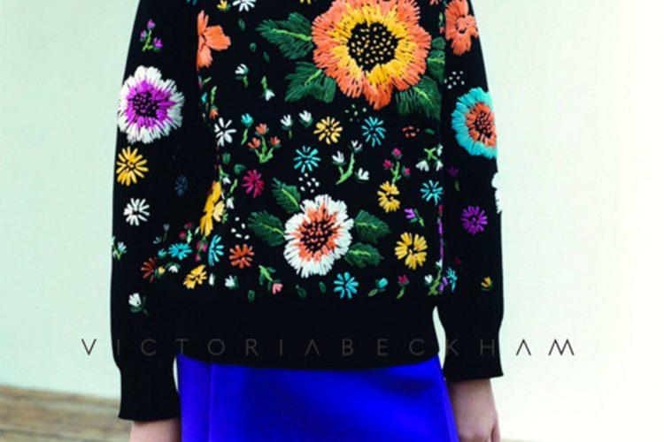 Jersey floral: Victoria Beckham Vs. Zara-48934-entutiendamecole