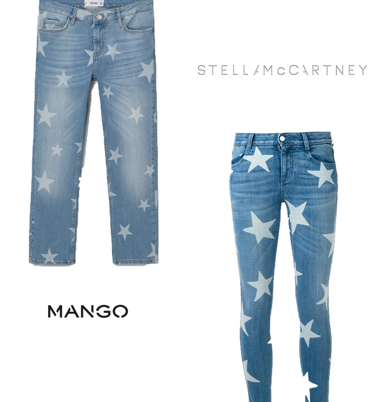 Mango Vs. Stella McCartney