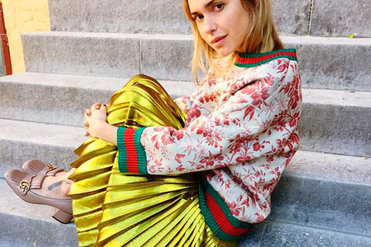 Faldas plisadas: Gucci Vs. Zara-49154-bearodriguez