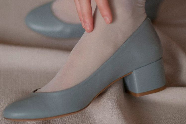 zapatos bajos de Malababa