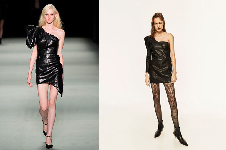 Saint Laurent Vs. Zara