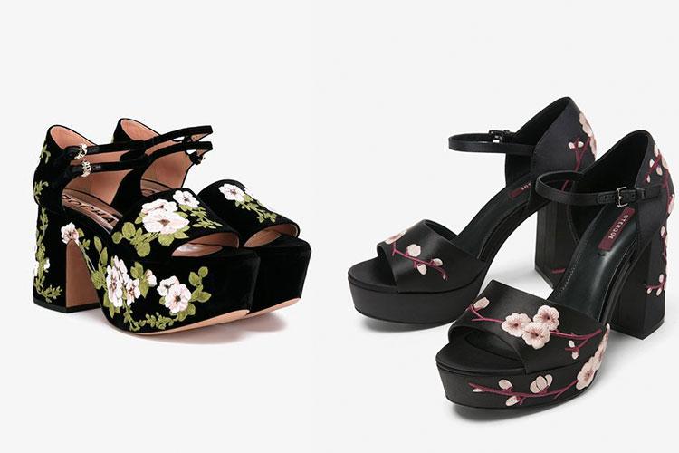 Sandalias florales: Rochas Vs. Uterqüe-49491-bearodriguez