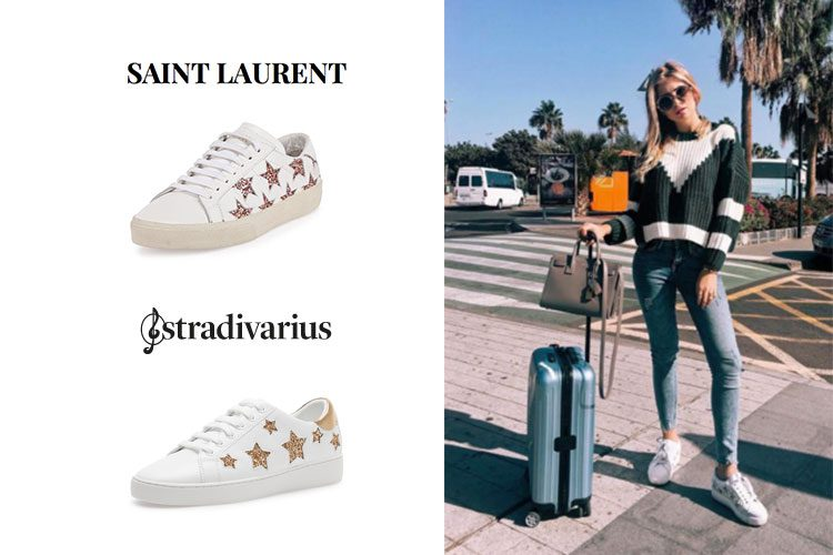 Zapatillas estrella: Saint Laurent Vs. Stradivarius-49614-entutiendamecole