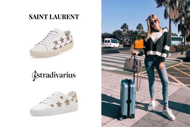 Zapatillas estrella: Saint Laurent Vs. Stradivarius-49614-entutiendamecole