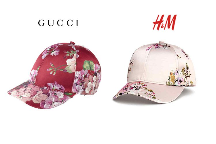 Gorras fashion