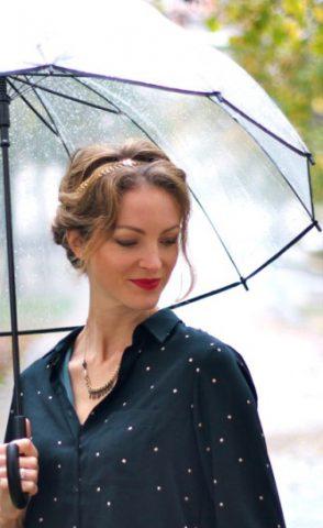 Paraguas, un accesorio más este otoño/invierno