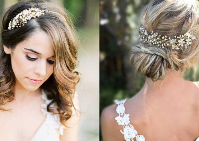 10 tips para elegir el peinado de novia que mejor se adapta a tu cara