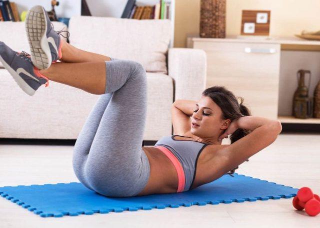 Cómo motivarse para entrenar en casa