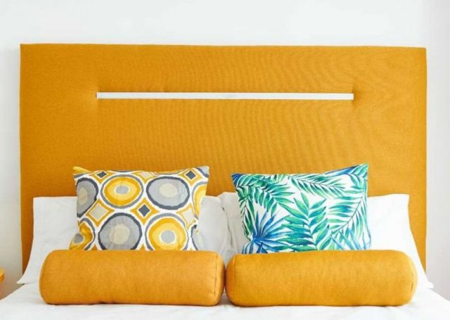 Beneficios de colocar un cabecero en tu cama
