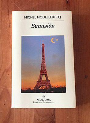 """Sumisión"" - Michel Houellebecq"