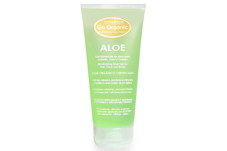 cosméticos multifunción de FRIDDA DORSCH gel Alode