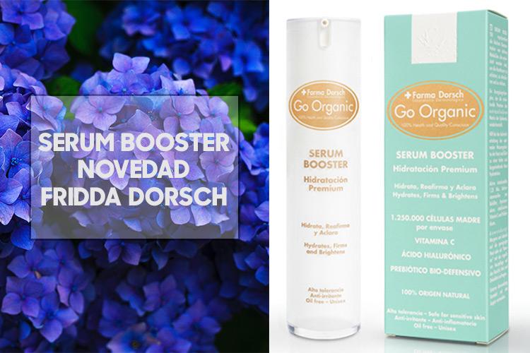 serum booster la novedad de fridda dorsch para junio