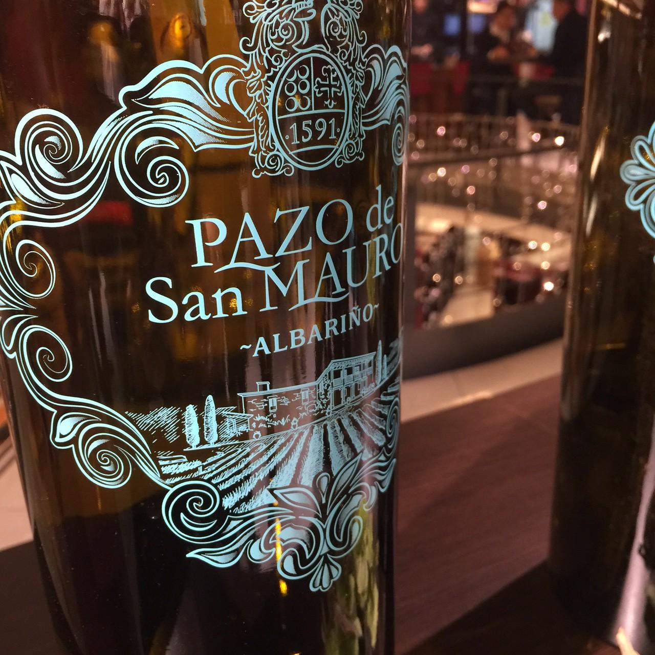 PAZO SAN MAURO: Uva Albariño-16240-cristinablanco