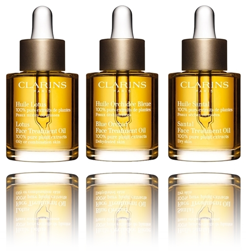 Clarins-Face-Treatment-Oils