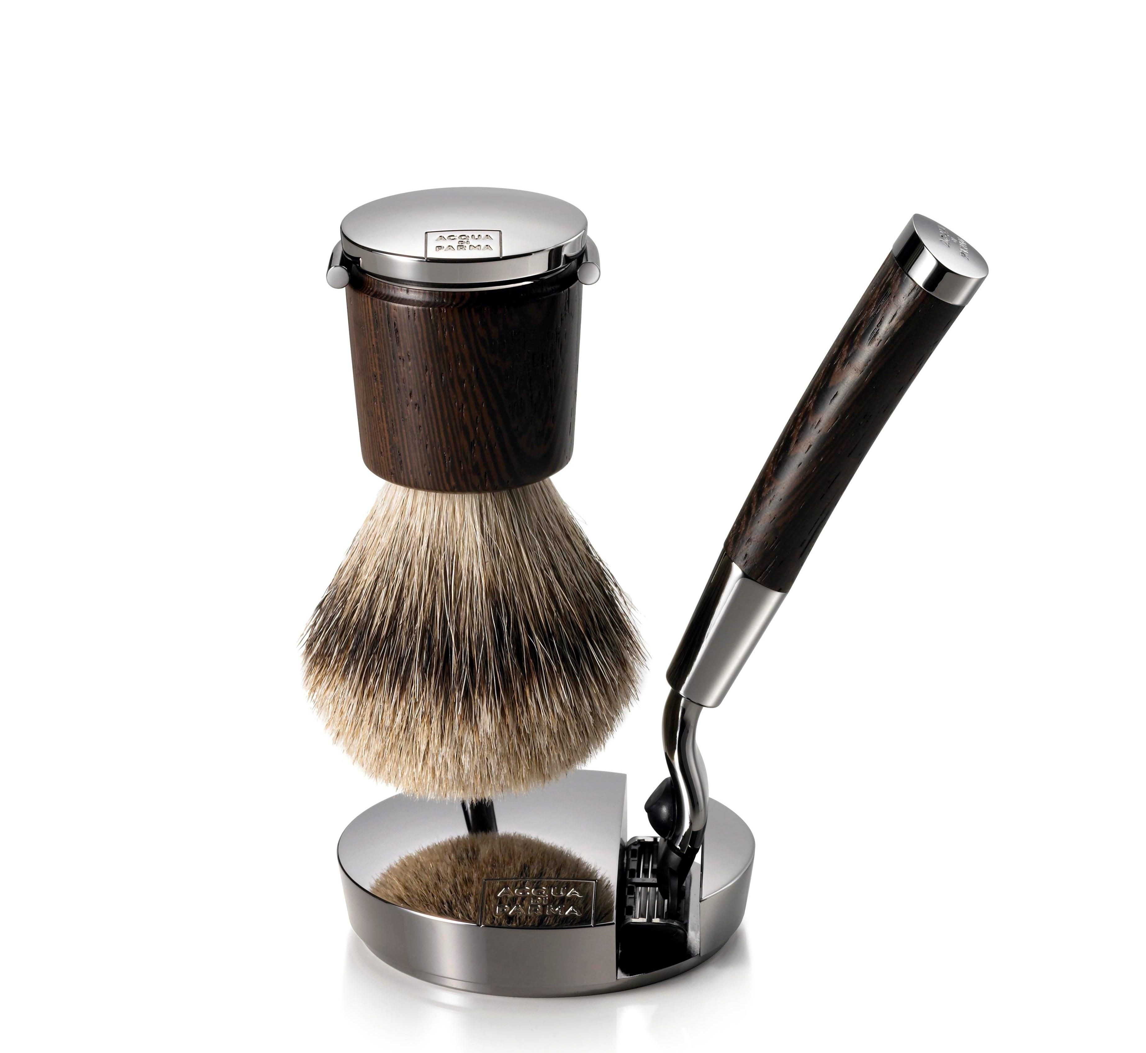 Set de lujo de barberia