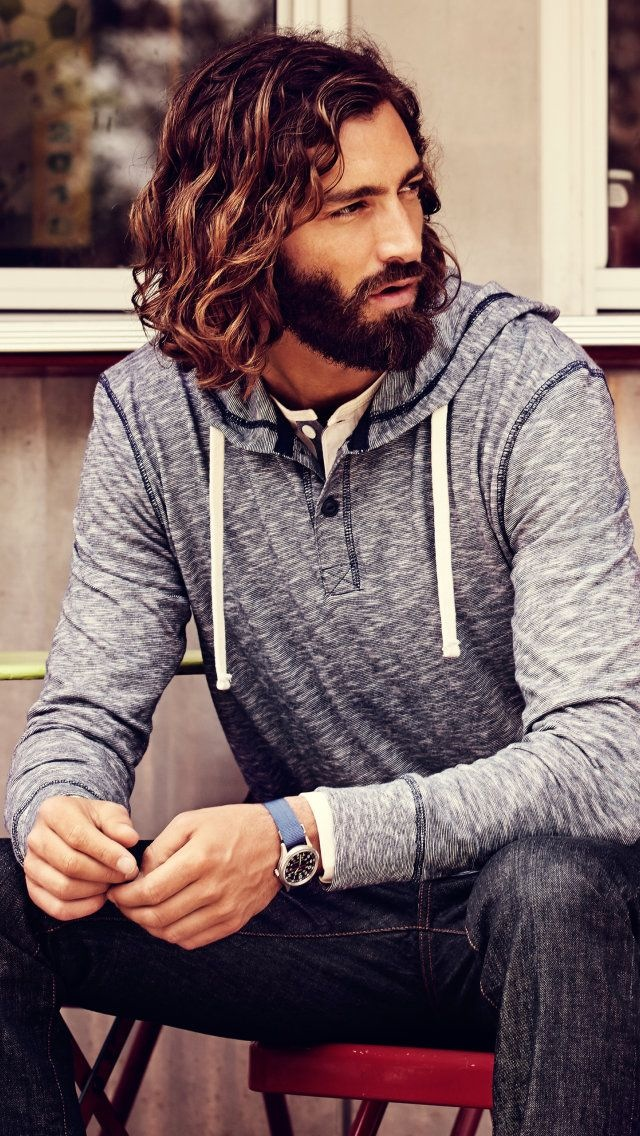 Fantastic How To Grow Long Curly Hair For Men Short Hairstyles Gunalazisus
