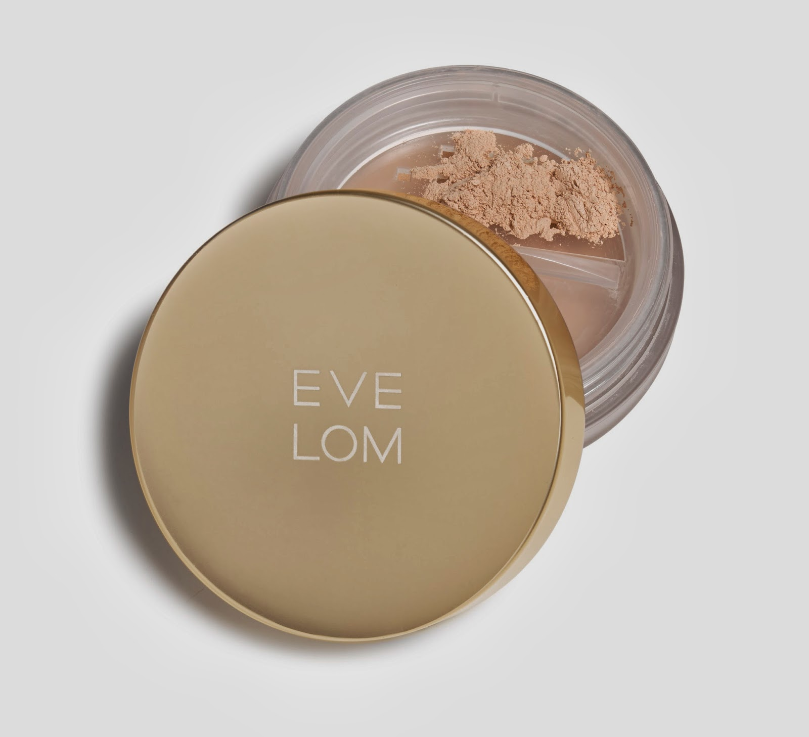 EVE LOM_Mineral Powder Foundation_lid open