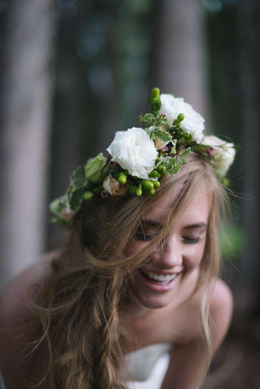 weeding smile