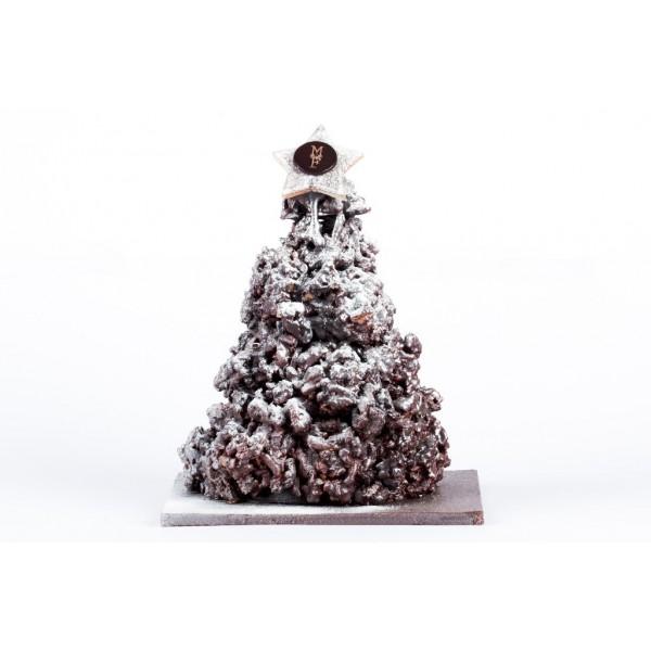 abeto-de-chocolate-negro