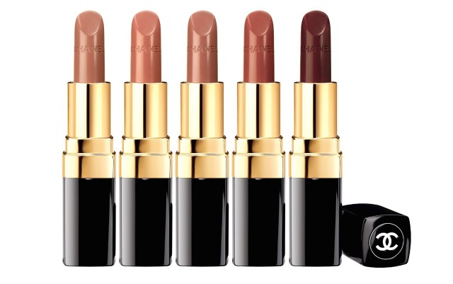 Chanel-Rouge-Coco-the nudes