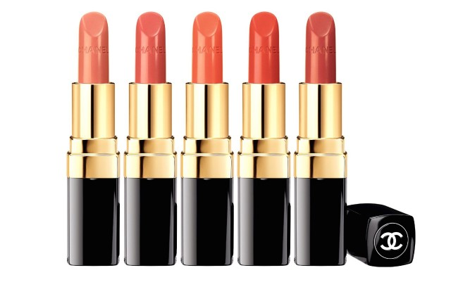 Chanel-Rouge-Coco the oranges