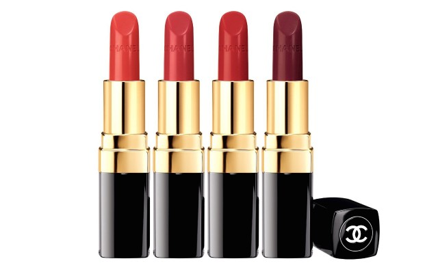 Chanel-Rouge-Coco the reds