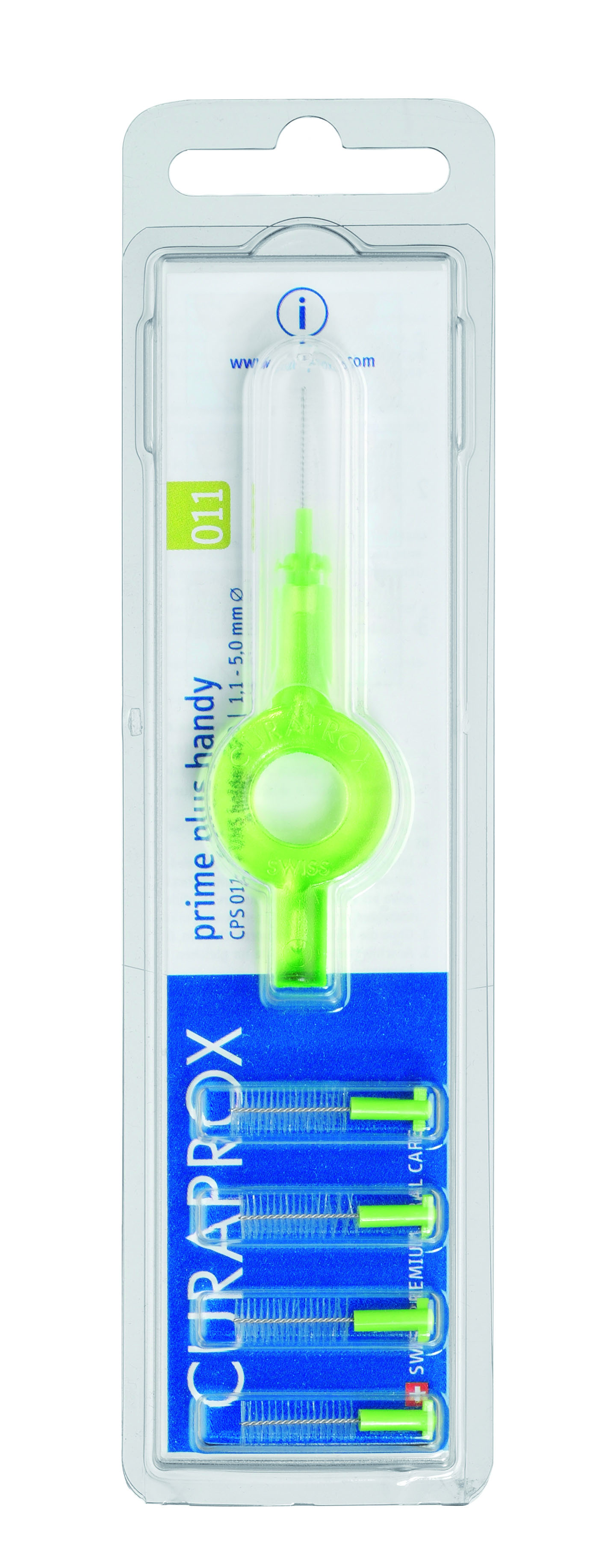 CPS 011 prime interdental verde blister