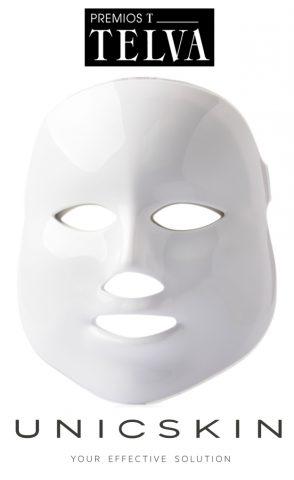 Máscara coreana con Leds... ahí lo dejo