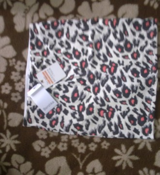 falda de leopardo apretada marca figura