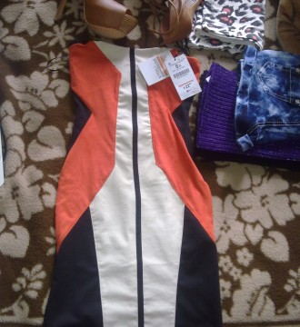 vestido talla S bershka nuevo