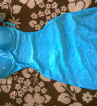 vestido azul senxual
