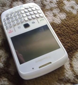 bblacberry 8520 nueva blanca a estrenar