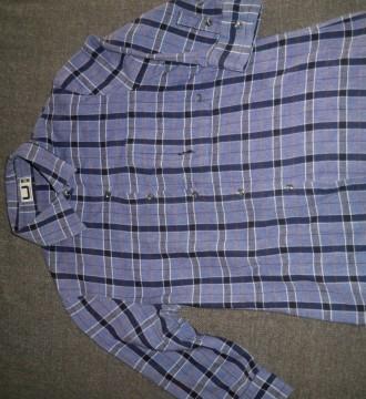 Camisa de cuadros Adolfo Dominguez