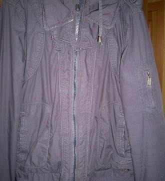 Abrigo deportivo azul