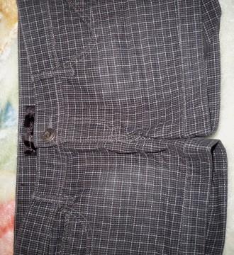 Pantalón corto.