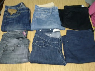 lote de pantalones