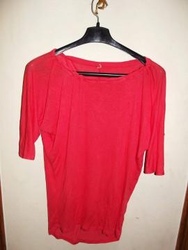 Blusa Roja Talla S/M