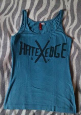 Camiseta de tirantes Azul