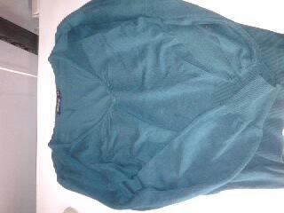 jersey de este invierno verde mar