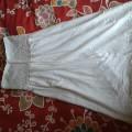 Vestido blanco playero