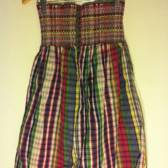Vestido multicolor (rebajado)
