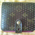 Cartera Louis Vuitton monogram perforation