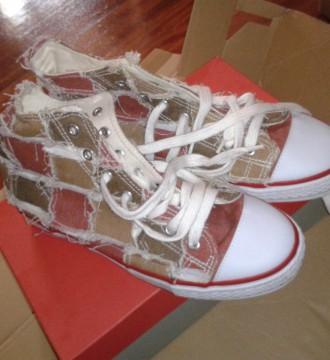 zapatillas nuevas talla 38,carlos reula